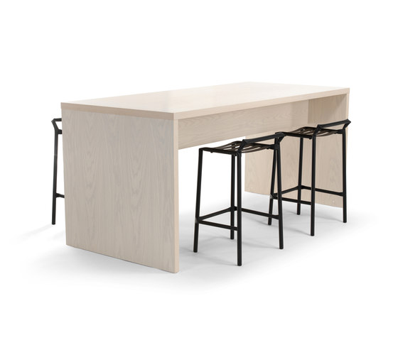 Nomono conference table de Horreds   Mesas altas
