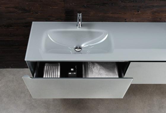 Edge di Falper | Mobili lavabo