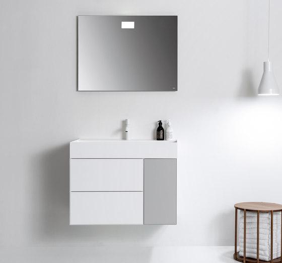 Quattro.Zero de Falper | Armarios lavabo