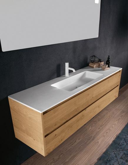 Via Veneto Edition 2015 de Falper | Armarios lavabo