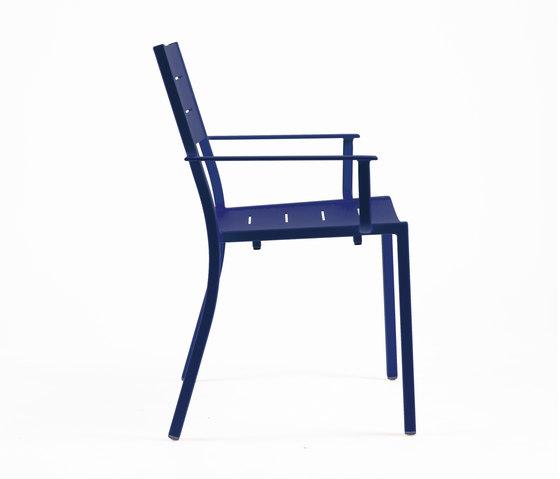 NS9526 Armchair by Maiori Design | Garden chairs