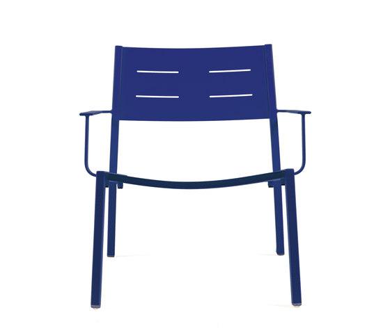 NS9528 Low Armchair von Maiori Design | Sessel