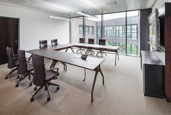 fallon conference table di fröscher   Tavoli contract