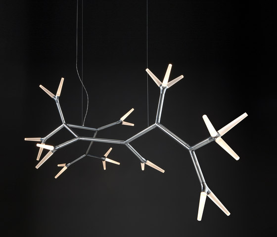 Sparks suspension lamp by Quasar | Suspended lights