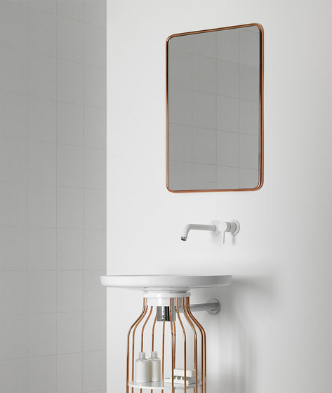 Bowl Wall Mirror de Inbani | Espejos de pared