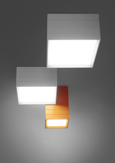 Groupage 20, 32, 45 Ceiling Lamp by Artemide   Ceiling lights