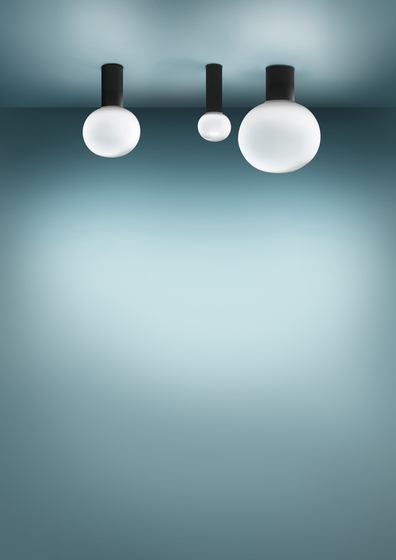 Laguna 16, 26, 37 Ceiling Lamp by Artemide | General lighting
