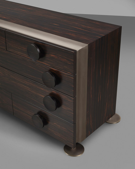 Dagoberto chests of drawers by Promemoria | Sideboards