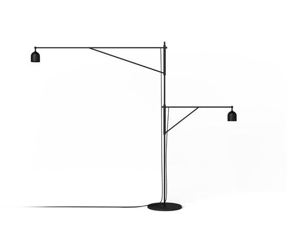 Awkward by Karakter Copenhagen | Free-standing lights