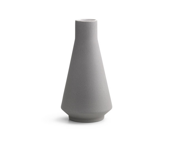 Vases 2 grey by Karakter | Vases