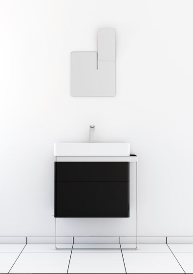 Structure Bathroom Furniture Set 9 by Inbani | Vanity units
