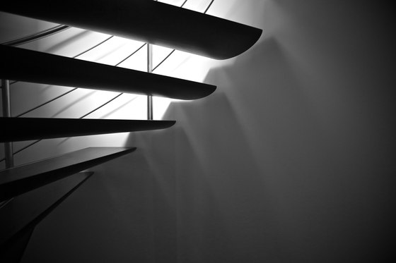 Moon Stairs TSE-590 by EeStairs   Staircase systems