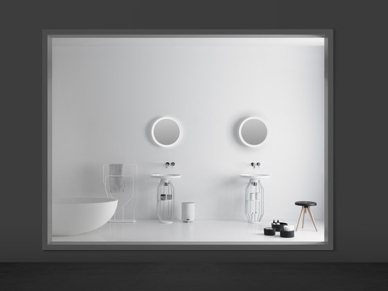 Bowl Bathroom Furniture Set 3 de Inbani | Lavabos mueble