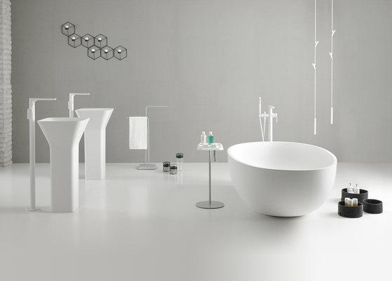 Fluent Bathroom Furniture Set 2 by Inbani | Wash basins