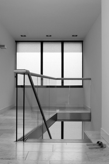 TransParancy 1-01 CB by EeStairs   Balustrades