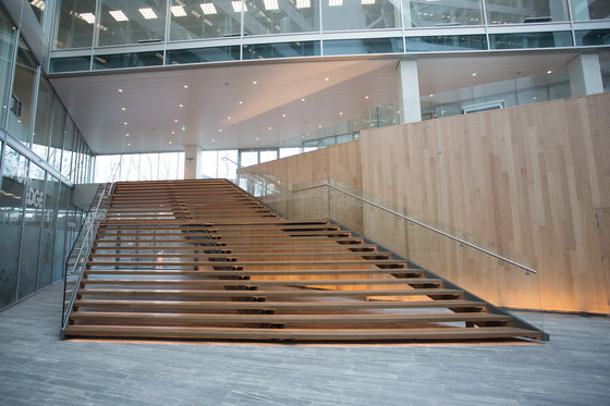 TransParancy 1-01 XL by EeStairs | Balustrades