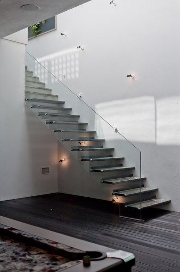 TransParancy 1-02 GO by EeStairs | Balustrades
