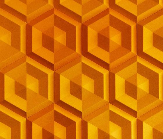 Decibel | Beehive von Johanson Design | Schalldämpfende Wandsysteme