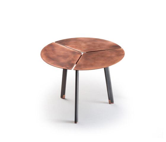 Placas by De Castelli | Side tables