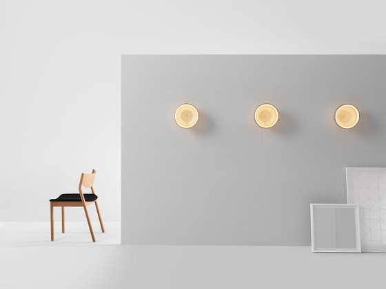 Mesh Space Wall by Resident | Wall lights