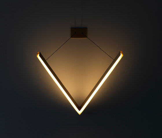 V-Wall Light by Resident | Wall lights