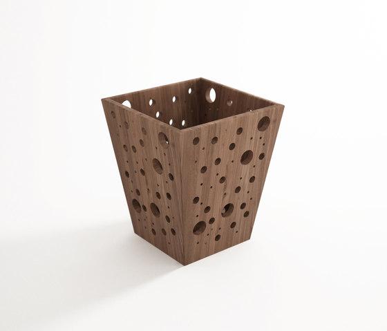 Bubble Bath  TRASH BIN de Karpenter   Papeleras