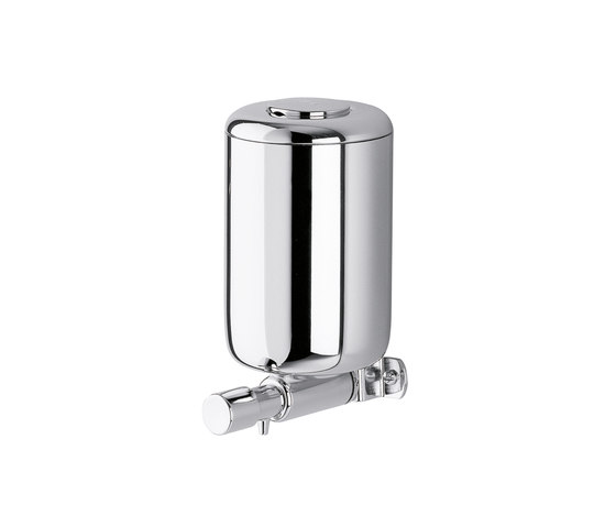 Hotellerie Wall-mounted soap dispenser by Inda   Soap dispensers