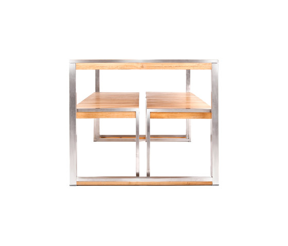 Allure Dining Set by Wintons Teak | Tables and benches