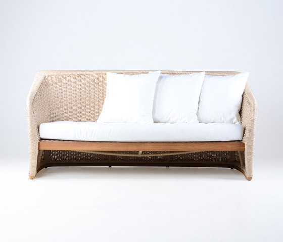Aston Bench 3 Seater by Wintons Teak | Benches