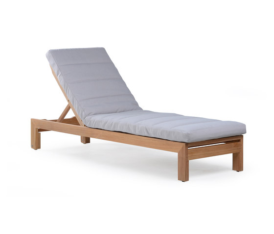 Azure Lounger by Wintons Teak | Sun loungers