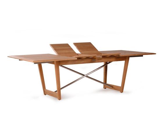 Danz Extending Table Double de Wintons Teak | Mesas comedor