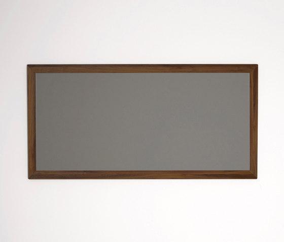 Ella by karpenter mirror 100 wash basin 100 mirror for Miroir 100 x 50
