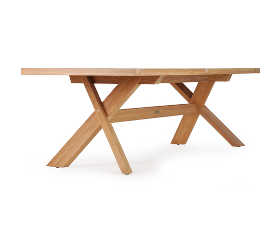 Knox Table by Wintons Teak | Dining tables