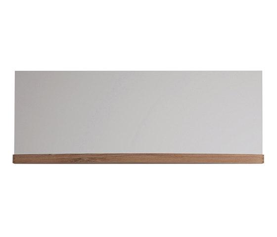 Miles by karpenter standing basin 2 drawers mirror for Miroir 140 x 60