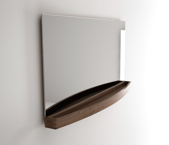 Miles by karpenter hanging basin 3 drawers mirror for Mirror 120 x 60