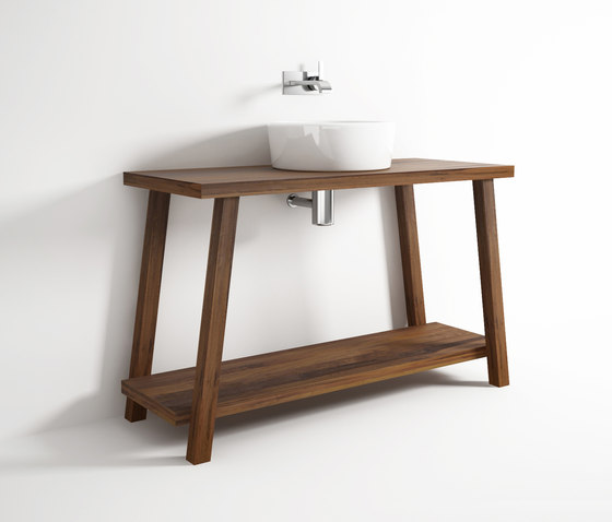 Monk STANDING SINGLE BASIN de Karpenter | Armarios lavabo
