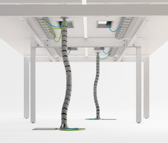 Ogi U by MDD | Cable management