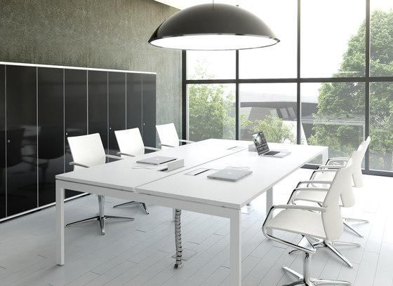 Ogi U by MDD | Desking systems