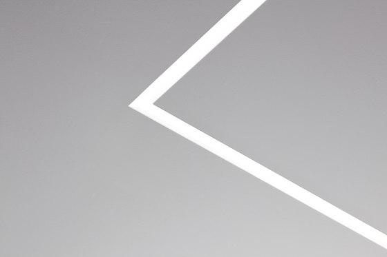 Miniline recessed system von Aqlus | Wandeinbauleuchten