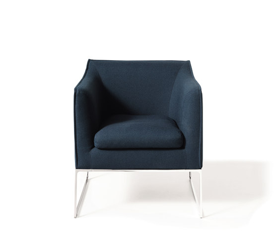 Mell armchair by COR | Lounge chairs