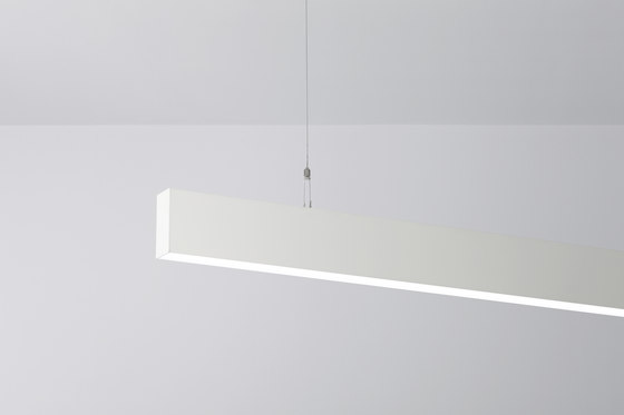 Line Soft hanging system by Aqlus | General lighting