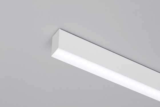 Line Soft ceiling system by Aqlus | Ceiling lights