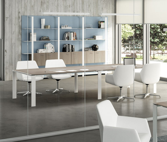 X7 by Quadrifoglio Group   Contract tables