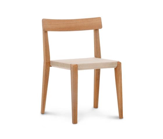 TEKA chair di Roda | Sedie da giardino