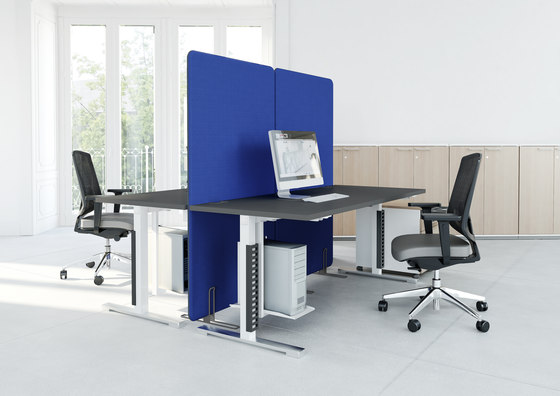 Yan T by MDD | Desking systems