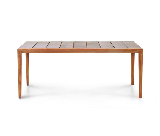 TEKA 173 table von Roda | Garten-Esstische