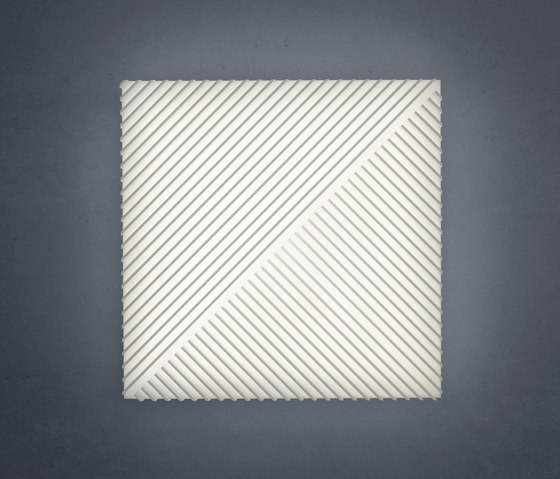 Deco Tile di Num Lighting   Lampade parete