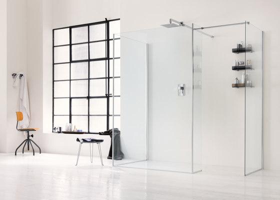 Walk In Panel by Inda   Shower screens