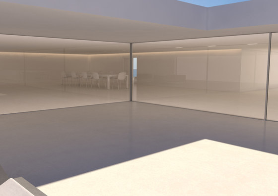 Sliding corner by OTIIMA | Patio doors