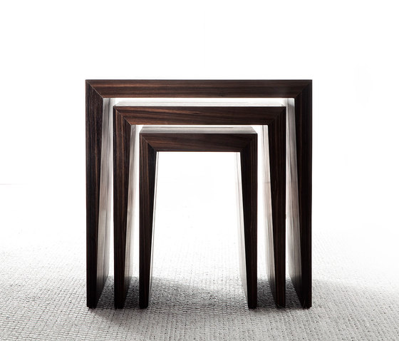 Pensami side table de Erba Italia | Mesas nido
